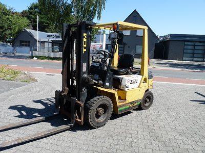 TCM 2 ton Diesel