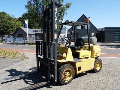 Hyster 3,5 ton diesel