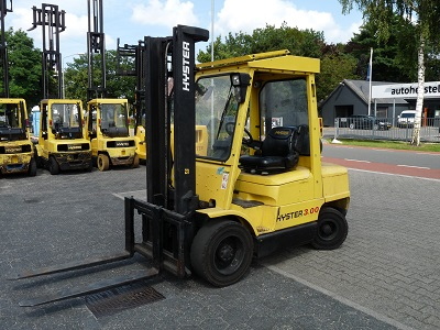 Hyster H 3,00 XM 2010