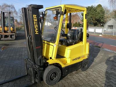 Hyster H 1,50 XM LPG 2002