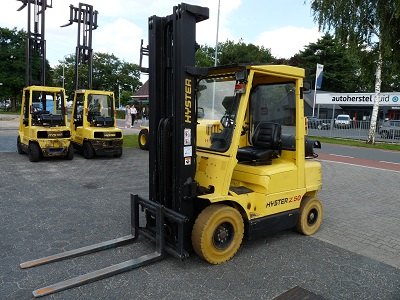 Hyster H 2,50 XM 2001