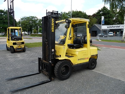 Hyster H 3.00 XM 2005