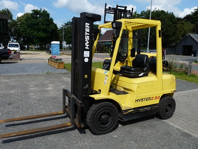 Hyster H 2,50 XM , 2005
